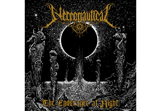 Necronautical - The Endurance At Night - (CD)