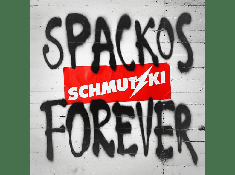 Schmutzki - Spackos Forever [CD]