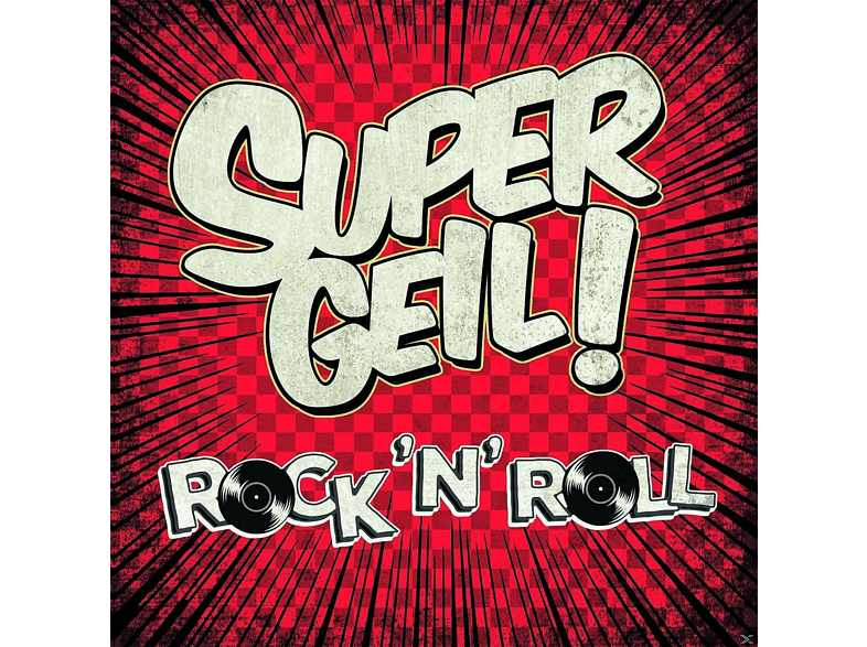 VARIOUS - Supergeil!-Rock 'n' Roll [CD]