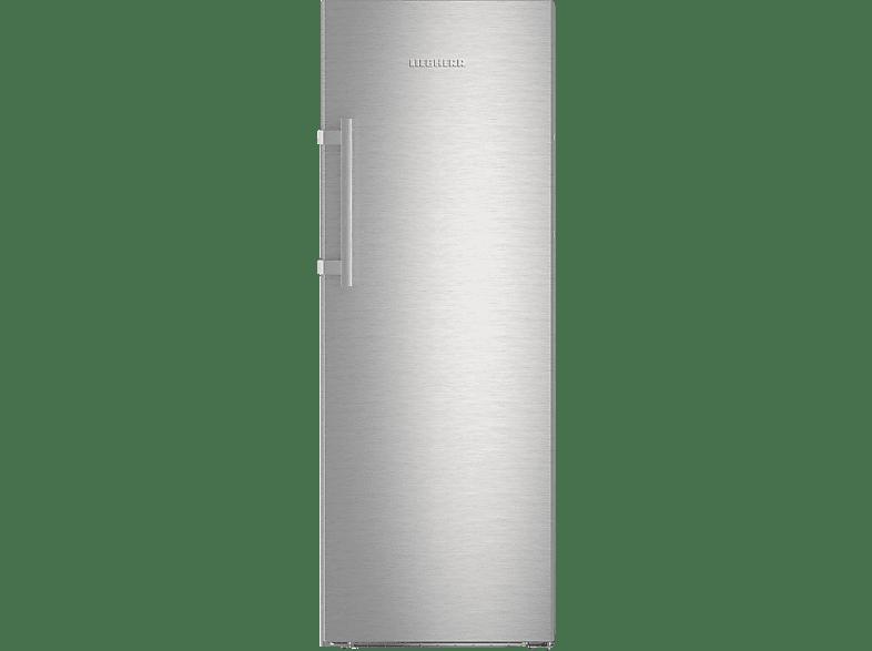 LIEBHERR KBes 3750  Kühlschrank (A+++, 87 kWh/Jahr, 1650 mm hoch, Edelstahl)