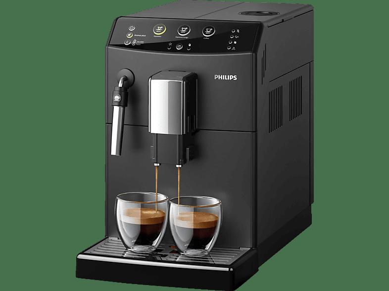 PHILIPS HD 8827/01 Kaffeevollautomat Schwarz