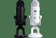 BLUE MICROPHONES Yeti Whiteout  USB Mikrofon, Weiß
