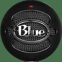 BLUE MICROPHONES Snowball iCE Black USB Mikrofon
