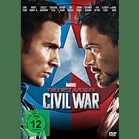The First Avenger: Civil War [DVD]