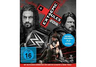 WWE - Extreme Rules 2016 Blu-ray