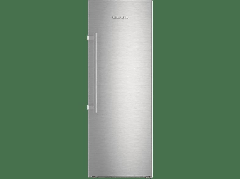 LIEBHERR Kef 3710-20  Kühlschrank (A+++, 75 kWh/Jahr, 1650 mm hoch, Edelstahlfront)