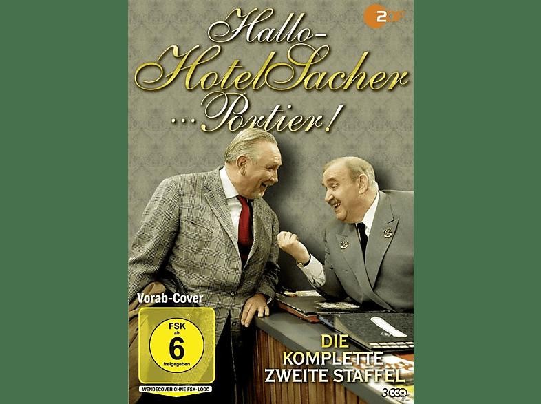 Hallo-Hotel Sacher...Portier! - Staffel 2 [DVD]