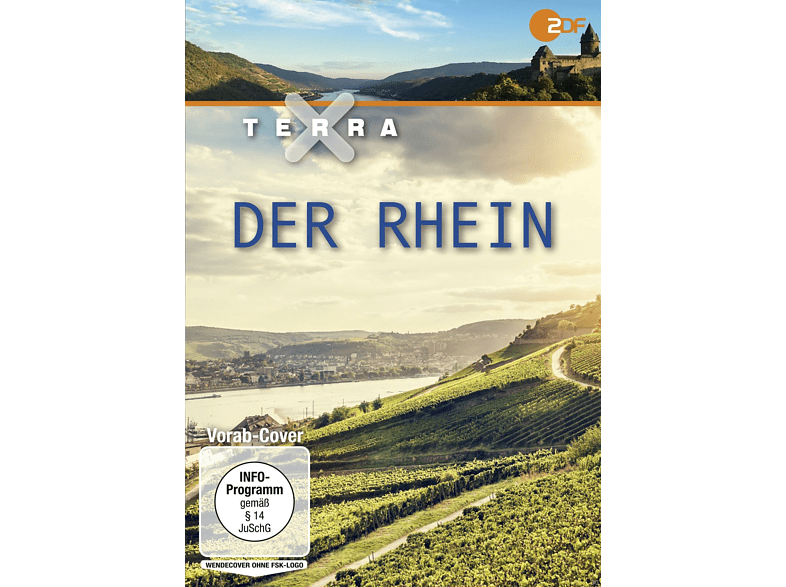 Terra X - Der Rhein [DVD]
