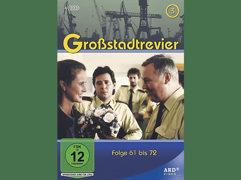 Großstadtrevier 3 - Folge 61-72 [DVD]