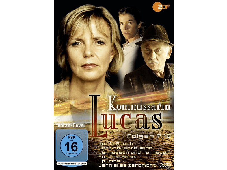 Kommissarin Lucas - Folgen 7-12 [DVD]