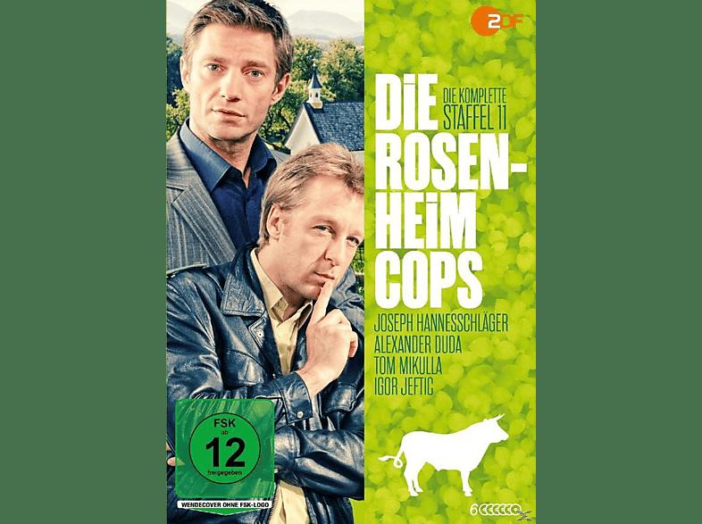 Die Rosenheim-Cops - Die komplette elfte Staffel [DVD]