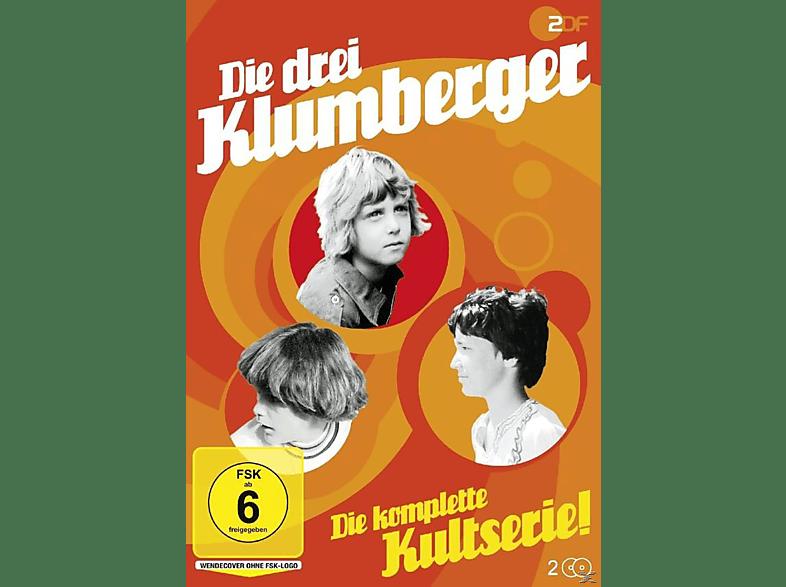 Die drei Klumberger - Die komplette Serie [DVD]