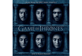 Ramin Djawadi - Game of Thrones (Music from the HBO Series-Vol.6)  - (CD)