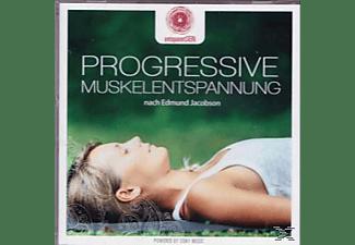 Jean-paul Genre - entspanntSEIN - Progressive Muskelentspannung nach Edmund Jacobson  - (CD)