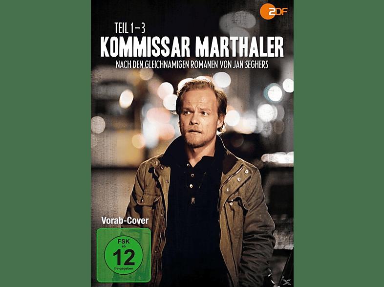 Kommissar Marthaler - Teil 1-3 [DVD]