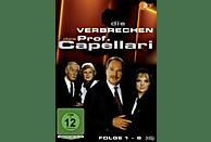 Die Verbrechen des Prof. Capellari - Folge 1-6 [DVD]