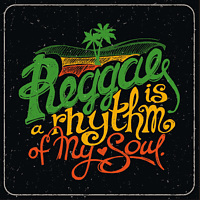 VARIOUS - Reggae Is A Rhythm Of My Soul [Vinyl]