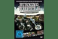 Burning Wheels - Amerikas größte Biker Party [DVD]