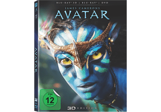 Avatar - Aufbruch nach Pandora (3D) 3D Blu-ray + Blu-ray + DVD