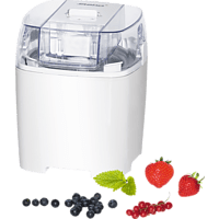 STEBA IC 20 Eismaschine (9.5 Watt, Weiß)