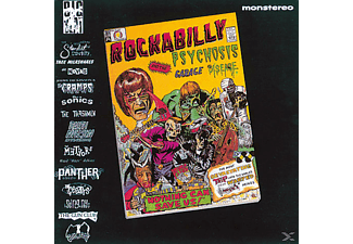 VARIOUS - Rockabilly Psychosis & Garage Disease - (Vinyl)