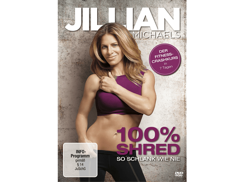 100% Shred - So schlank wie nie [DVD]