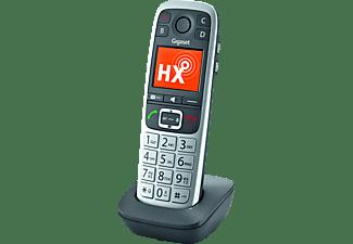 GIGASET E560HX Schnurloses Telefon, Platin