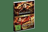 Die Tribute von Panem - Mockingjay - Teil 1+2 [DVD]