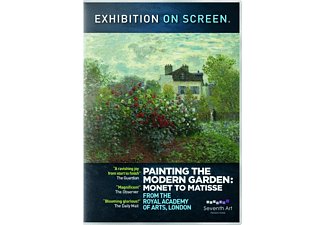 Painting the Modern Garden: Monet to Matisse DVD