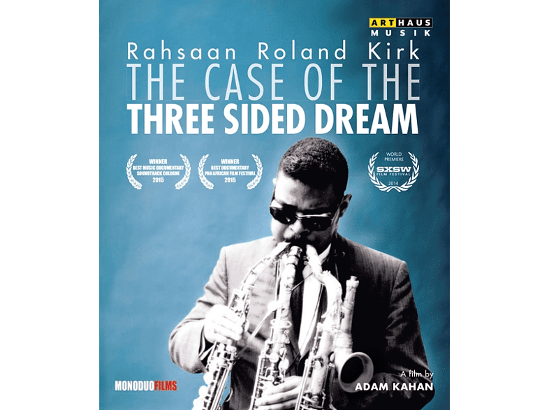 Rahsaan R.Kirk: The Case of the 3 sided dream [Blu-ray]
