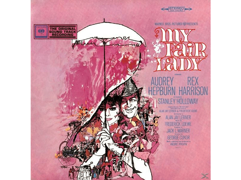 OST/VARIOUS - My Fair Lady =Expanded= [Vinyl]