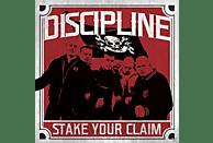Discipline - Stake Your Claim [Vinyl]