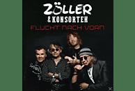 Zöller & Konsorten - Flucht Nach Vorn [CD]