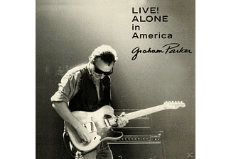 Graham Parker - Live! Alone In America - (CD)