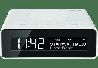 TECHNISAT DIGITRADIO 51 Digitalradio, digital, DAB+, DAB, FM, Weiß