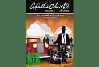 Die Agatha Christie Stunde, Vol. 4 (Das Geheimnis der blauen Vase, Das rote Signal) [DVD]
