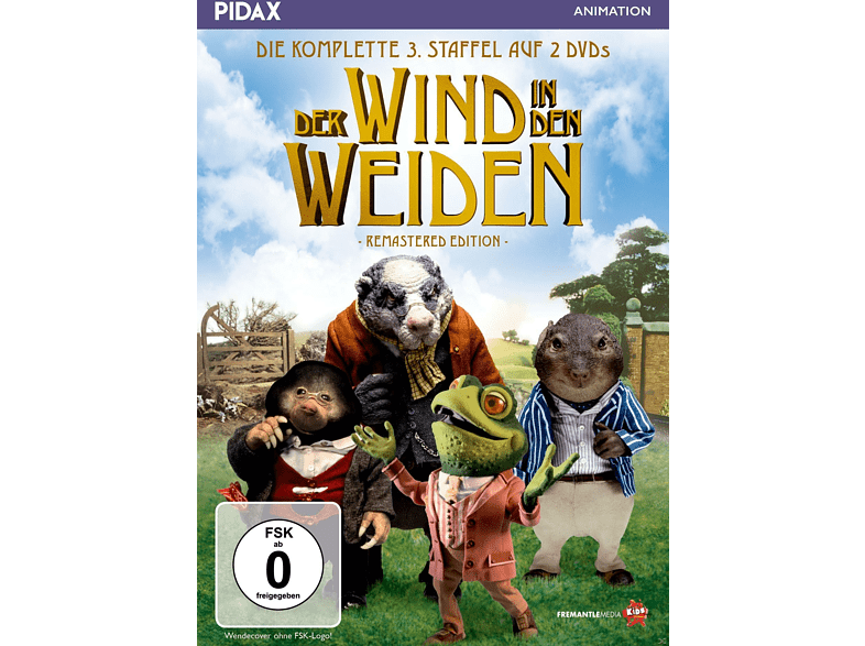 Der Wind in den Weiden, Staffel 3 [DVD]