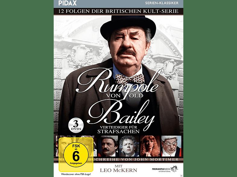 Rumpole von Old Bailey - Verteidiger für Strafsachen [DVD]