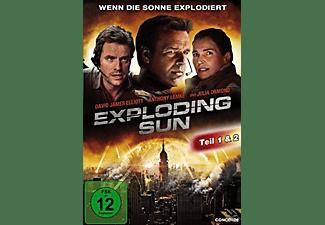 Exploding Sun, Teil 1 & 2 DVD