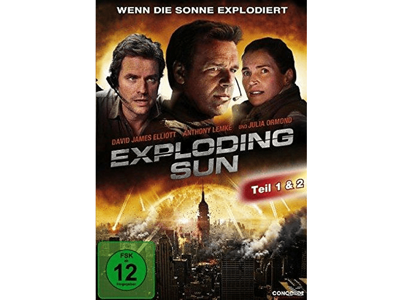 Exploding Sun, Teil 1 & 2 [DVD]