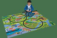 """MÄRKLIN my world """"Eisenbahn"""" Spielteppich, Mehrfarbig"""