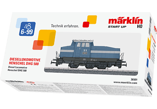 MÄRKLIN Start up Diesellokomotive, Blau