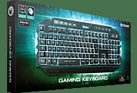NACON CL-200, Gaming Tastatur, Rubberdome