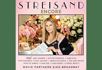 Barbra Streisand - Encore: Movie Partners Sing Broadway [CD]