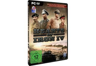 Hearts of Iron IV - [PC]