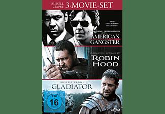 Russel Crow - 3 Movie Set DVD