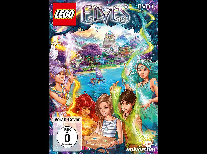 Lego Elves - Die Elfen aus Elvendale - 001 [DVD]