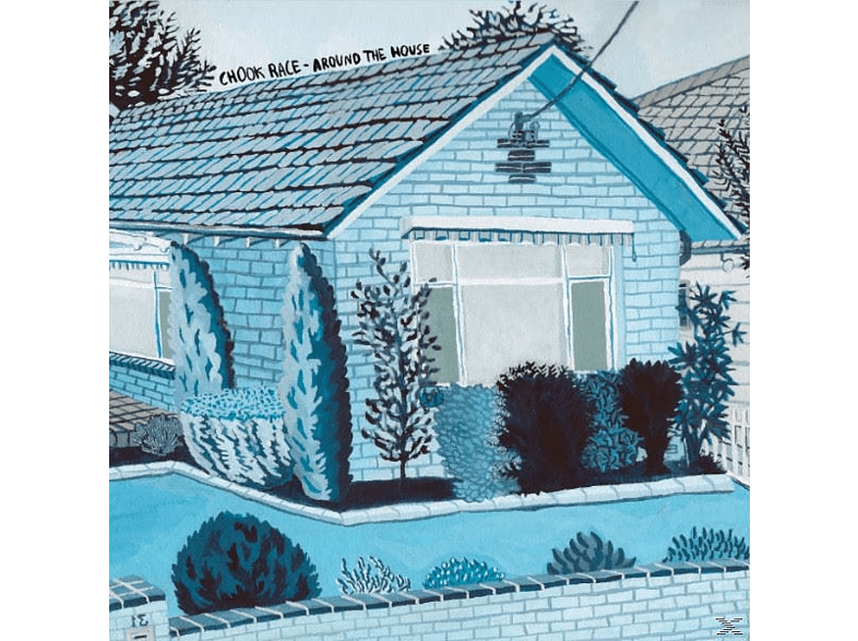 Chook Race - Around The House [LP + Download]