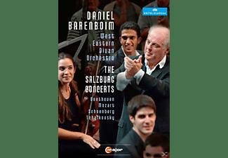 Barenboim/West Eastern Divan Orchestra, Daniel & West-eastern Divan Orchestra Barenboim - The Salzburg Concerts  - (DVD)
