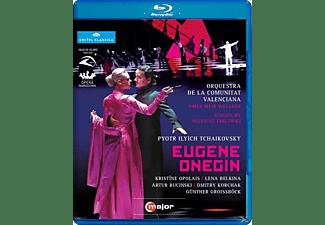 Opolais/Belkina, Wellber/Opolais/Belkina/Rucinski - Eugen Onegin  - (Blu-ray)